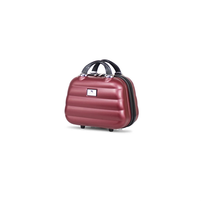 My Valice Smart Bag Colors Makyaj Çantası El Valizi MV4499 Bordo