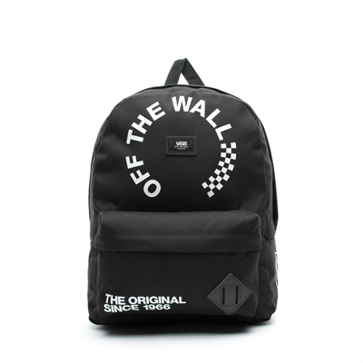 Old Skool II Backpack  Vans Black-White & VN000ONITDV1